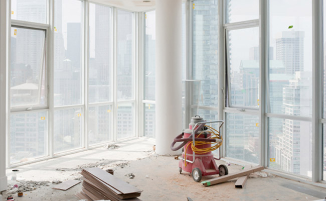 construction clean up services in Asheville